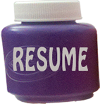 click for resume